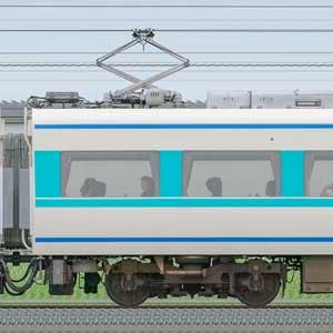 東武100系「スペーシア」モハ101-2(粋カラー)