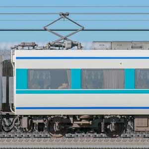 東武100系「スペーシア」モハ108-2(粋カラー)