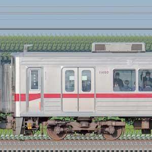 東武10080型