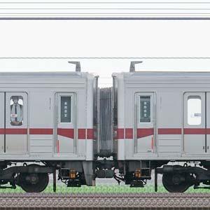 東武鉄道10030型11451編成+10080型11480編成(山側)