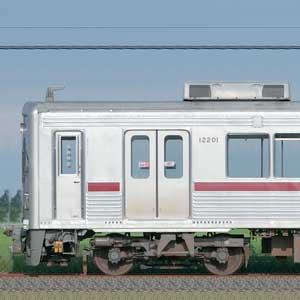 東武10000型11201編成(山側)