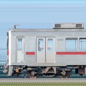 東武10000型11202編成(山側)
