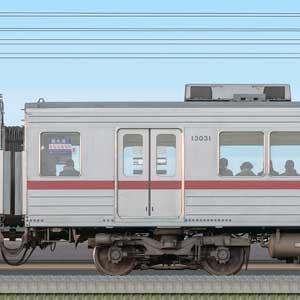 東武10030型モハ13031
