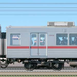 東武10030型モハ13032(リニューアル車)