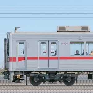 東武10030型(リニューアル車)11436編成(山側)
