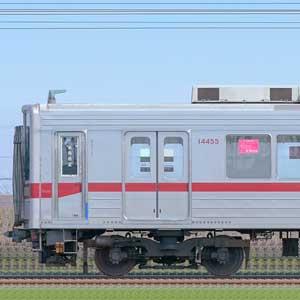 東武10030型11634編成(山側)