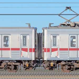 東武鉄道10030型11459編成+11268編成(海側)