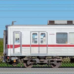 東武鉄道10030型11459編成(山側)