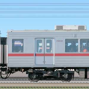 東武10030型モハ15032(リニューアル・VVVFインバータ制御車)
