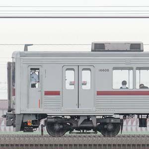 東武10000型11608編成(リニューアル車・山側)