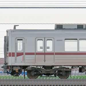 東武10030型11666編成(山側)