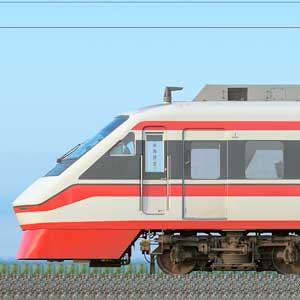 東武200型「りょうもう」205編成(山側)