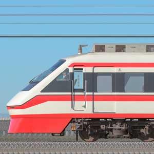 東武200型「りょうもう」209編成(海側)