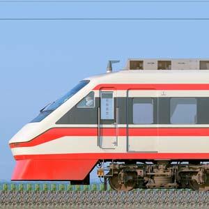東武200型「りょうもう」209編成(山側)