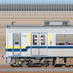 東武20400型