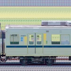 東武20400型モハ23431