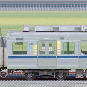 東武20400型モハ23441
