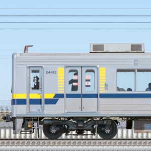 東武20400型21412編成(山側)
