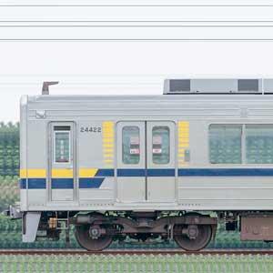 東武20400型21422編成(山側)