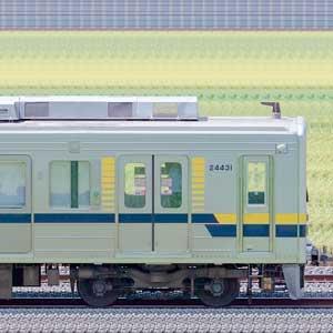 東武20400型クハ24431