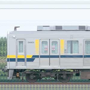 東武20400型21431編成(山側)