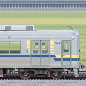 東武20400型クハ24441
