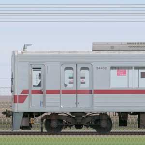 東武30000系31602編成(山側)