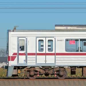 東武30000系31607編成(山側)