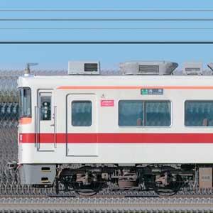 東武350型351編成(海側)