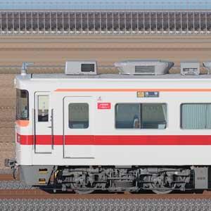 東武350型353編成(海側)