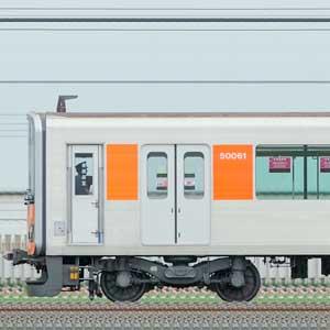 東武50050型51061編成(山側)