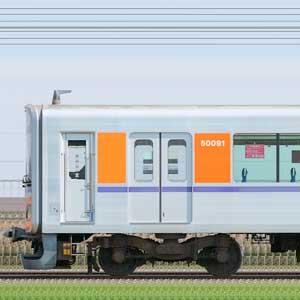 東武50090型51091編成(山側)