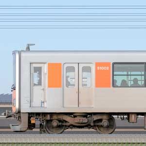 東武50000型51002編成(海側)