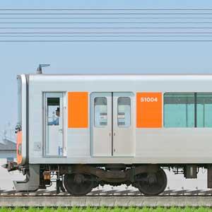 東武50000型51004編成(海側)