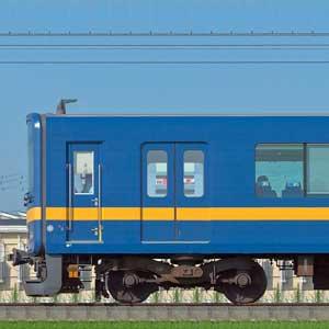 東武50090型51092編成「フライング東上号」リバイバルカラー(海側)