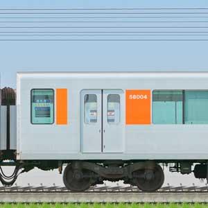 東武50000型モハ58004