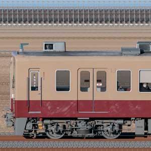 東武6050型6162編成+6176編成(海側)