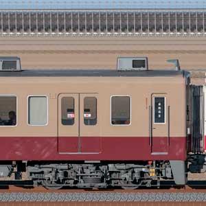 東武6050型クハ6262「6000系リバイバルカラー」