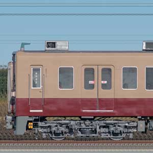 東武6050型6162編成「6000系リバイバルカラー」(山側)