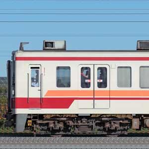東武6050型6176編成+6170編成(山側)