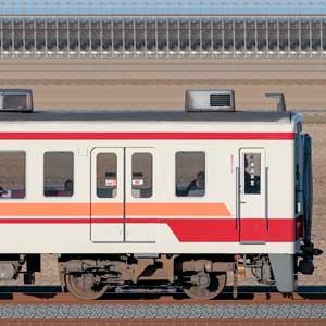 東武6050型クハ6276