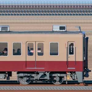 東武6050型クハ6279「6000系リバイバルカラー」