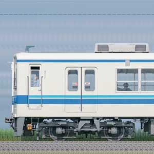 東武850型853編成(山側)