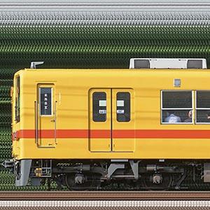 東武8000系モハ8575(リバイバルカラー)