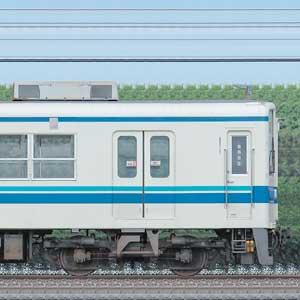東武8000系クハ8672
