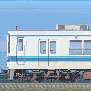 東武8000系8572編成(山側)
