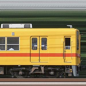 東武8000系クハ8675(リバイバルカラー)