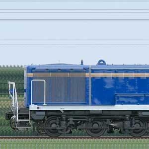 DE10 1109けん引『DE10北斗星カラーデビュー記念 東武鉄道をほぼ1日満喫する旅』ツアー列車(山側)