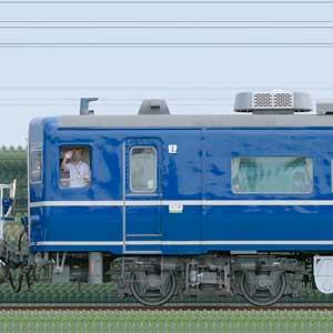 東武14系スハフ14 501