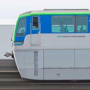 東京モノレール10000形10031編成(海側)